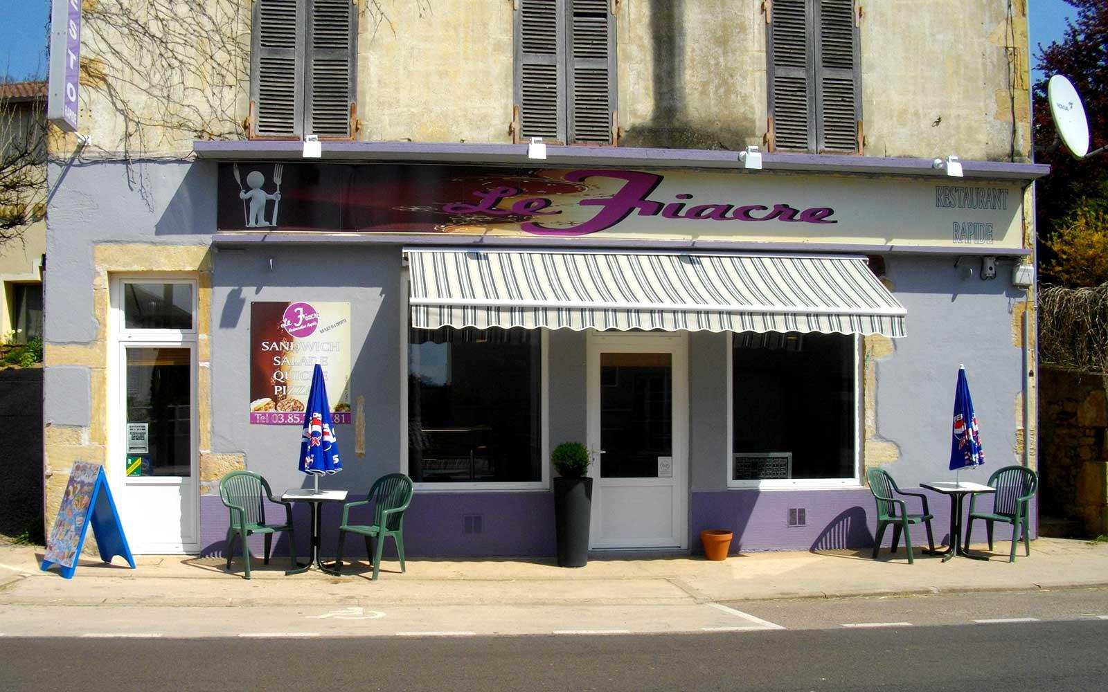 Bienvenue chez Le Fiacre Restaurant - Iguerande (71)